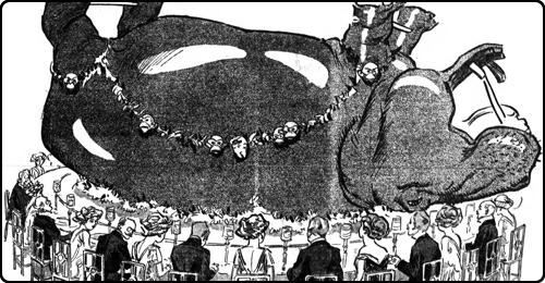 weird news of the 1910s