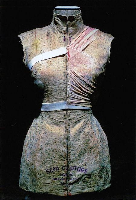 Moldy clothes