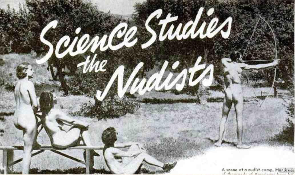 nude Weird Universe Category: Nudism