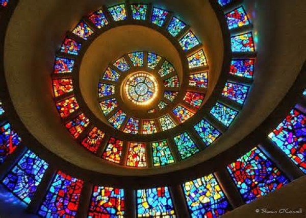 beautiful stained glass wallpaper - photo #47